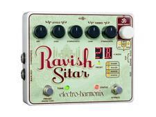 EHX Electro-Harmonix Ravish Sitar Guitar Effects Pedal