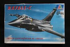 XY073 ITALERI 1/72 maquette avion 026 Rafale C France