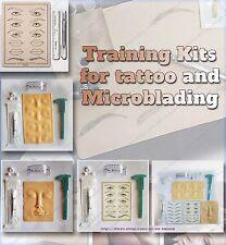 Permanent Makeup Microblading Tattoo kits training