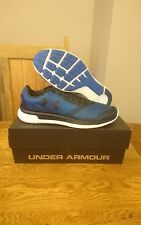 Under Armour Charged Lightening mens trainer, UK 7.5 in blue, BNIB