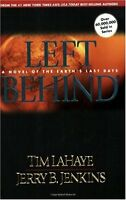 Left Behind: A Novel of the Earths Last Days (Left Behind No. 1) by Tim LaHaye,