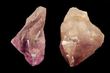 "Amethyst Crystal Points 1""-2"" 2-4 Oz Rough Natural Mineral Display Specimen"