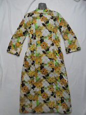 ORIGINAL 1960s/70s FRENCH HOUSE DRESS