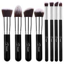 Brochas De Maquillaje Makeup Profesional Aplicación Rubor Contorno Base Polvo