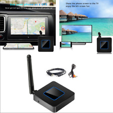 Car 2.4/5G WiFi Wireless Screen Mirroring Airplay HDMI Dongle For iPhone Android