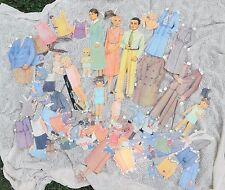 Giant Collection Queen Holden 1985 Repro 1920's Paper Dolls