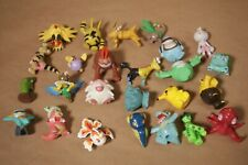 Vintage Pokemon Toys Lot Mixed TOMY PVC CGTSJ Figures Goldeen totodile cyndaquil