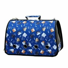 Outdoor Foldable Dog Travel Bag Cats Carrying Portable Cat Bag Small Dog Carrier