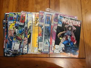 Marvel Comics Wolverine (Vol. 2, 3, 4) Single issues, You pick, finish your run!