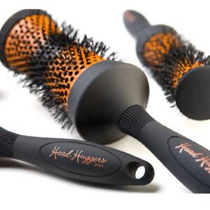 Denman Head Huggers Hot Curl Hair Brushes 23, 33, 43, 53mm
