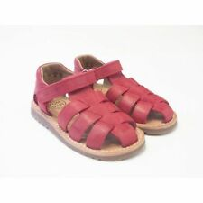 Sandals Narrow Shoes for Boys with Hook & Loop Fasteners