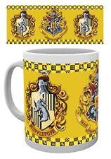 Harry Potter Hufflepuff Wizarding World Cup Tea Coffee Mug Mugs