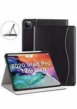 Premium PU Leather Case iPad Pro 12.9 Inch 4th Gen 2020