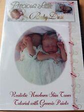 REBORN DVD REALISTIC NEWBORN SKINTONES  (NEW SEALED)