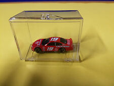 1/64 HOTWHEELS - DODGE CHARGER #19 NASCAR with CASE