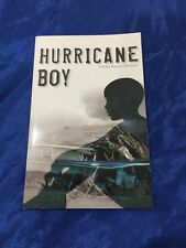 * SIGNED* KATRINA HURRICANE BOY -  PAPERBACK BOOK LAURA ROACH DRAGON NEW ORLEANS