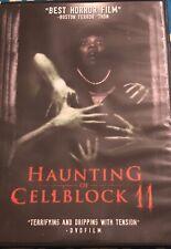 Haunting of Cellblock 11 (DVD, 2015) Please Read