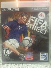 Brand New!!! FIFA Street Soccer(Sony PS3, 2012) Factory Sealed!!! US!!!