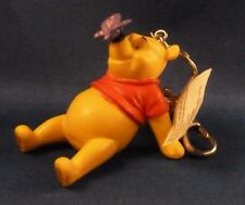 Disney Winnie the Pooh with Butterfly Applause Key Chain New with tag