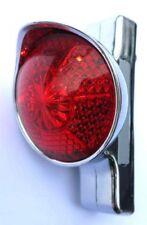 Classic Cycle Luce Posteriore Retro LED Batteria Rosso