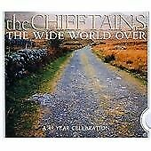 THE CHIEFTAINS:THE WIDE WORLD OVER (40th year celebration) CD plus guests