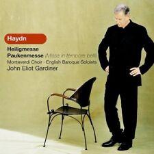 John Eliot Gardiner - Heiligmesse & Mass in Time of War [New CD]