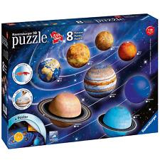 Ravensburger planety système solaire 3D puzzle