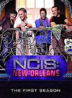 Ncis Nuovo Orleans Stagione 1 DVD Nuovo DVD (3760133)