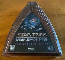 New Sealed VIACOM Star Trek Deep Space Nine Harbinger Apple Mac Macintosh Game