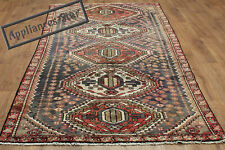 OLD WOOL HAND MADE PERSIAN ORIENTAL FLORAL RUNNER AREA RUG CARPET 280x120CM