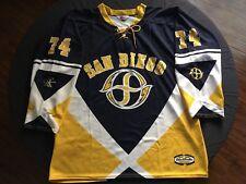 Orlando Franklin Hockey Style Jersey L Large Speedline San Diego LA Chargers NFL