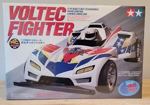 Tamiya Voltec Fighter 1/10 4WD On-road Radio Controlled RC Kit 57601