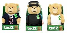Ted 2 Ted Bear Talking Plush Bear Different Outfits 28cm, for Adults, English
