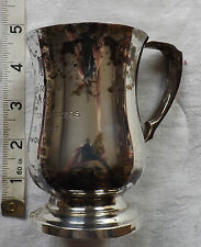 Military Tankard Presented by The Electrical Officers Reserve Fleet 1953 (1111)