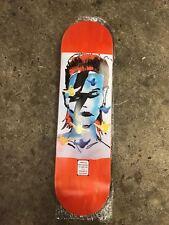 Prime Mark Gonzales X Jason Lee Bowie Tribute by Gonz Skateboard Deck Orange