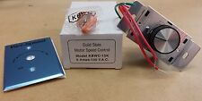 New Solid State Motor Speed Control KBWC-15K 5.0A 120V