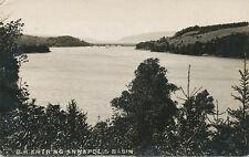 Nova Scotia Canada * Bear River Entering Annapolis Basin RPPC 1930