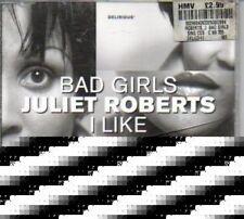 (O171) Juliet Roberts, Bad Girls - 1998 CD