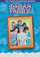 Mamas Family The Complete Second Season 2  DVD 4-Disc Set Vicki Lawrence NEW