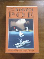 Complete Poems And Stories Edgar Allan Poe illustrated Kauffer Borzoi slipcase