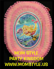 Barbie Mermaid  Birthday Party Pinata