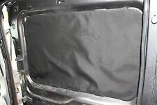 MR HR Ford Transit Van Curtain Slider Door Window Privacy Shade Grey Metal Trim