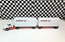 Tonkin Ford Tractor With B-Train Double Trailers-CCX Express-1:53 Diecast Boxed