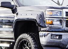 RDJ TRUCKS PRO-OFFROAD CHEVROLET SILVERADO 1500/HD BOLT-ON STYLE FENDER FLARES