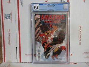 Amazing Fantasy #1 CGC 9.8 1st Appearance of Anya Corazon Arana Spider-Girl