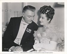 MERLE OBERON GEORGE BRENT Vintage CANDID TEMPTATION Studio Set Universal Photo
