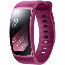 Samsung Gear Fit 2 Android Smart Watch SM-R360 - Pink - Small