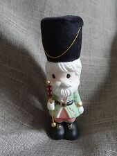 Precious Moments Holiday Traditions Annual Nutcracker 4th in Series 151026