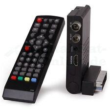► Opticum HD AX Lion Air 2 dvb-t2 h.265 HEVC Receiver FullHD USB HDMI/SCART MINI