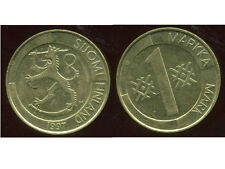 FINLANDE 1 markka 1997  ( bis )